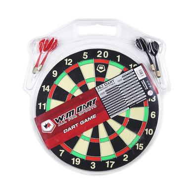 "15""x1/2"" Paper Dartboard - Zalaxy"