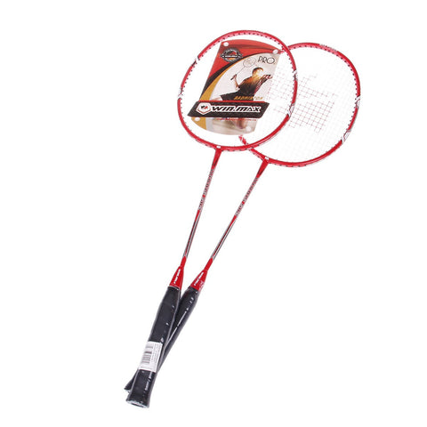 Glass Fiber Badminton Rackets Set - Zalaxy