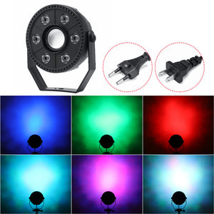 RGB LED Stage Light Lamp For Party