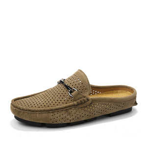 Men's Perforation Slippers Shoes