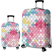 Load image into Gallery viewer, Mermaid Style Elastic Luggage Cover
