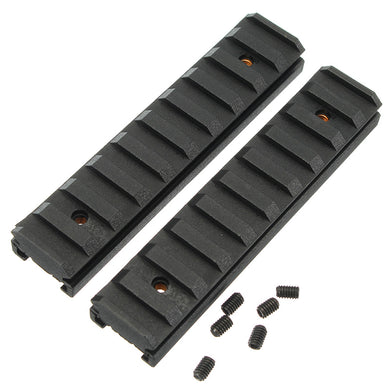 Toy Plastic Picatinny Top Rail Mount CS-18 Blaster Toys For Nerf