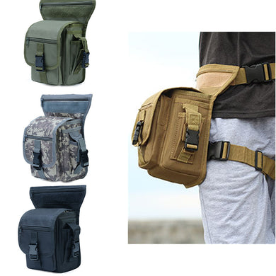 Outdoor Tactical Men Waist Bag