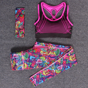 Women's Yoga Clothing Suit
