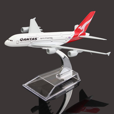 Airplane Metal Plane Model Aircraft Desk Toy