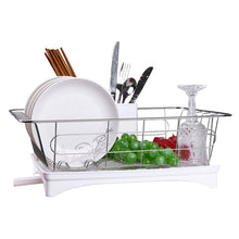 Load image into Gallery viewer, Kitchen Drain Shelf Dish Rack