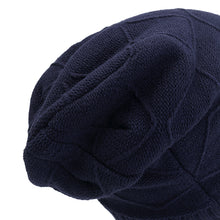 Load image into Gallery viewer, Thickened Velvet Liner Baggy Knitted Hat