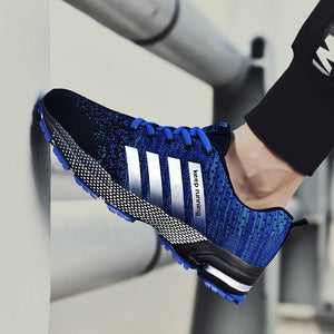 Portable Breathable Running Shoes For Men - Zalaxy