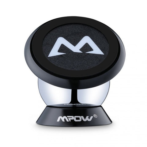 Mpow 360 Degree Rotatable Sticky Magnetic Mini Mount Holder - Zalaxy