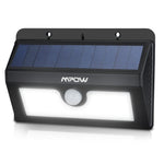 Mpow Super Bright 20 LED Solar Powered Wireless Security Light - Zalaxy
