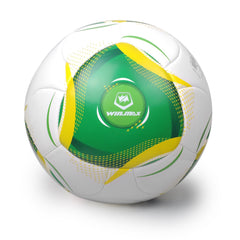3.5MM PU Machine Stitched Size 5 Soccer Ball