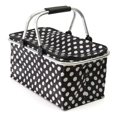 30L Large Thermal Insulated Picnic Basket