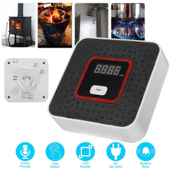 Intelligent LCD Combustible Gas Leakage Alarm