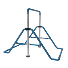 Load image into Gallery viewer, Expandable Kids Gymnastic Bars Asymmetric Gym