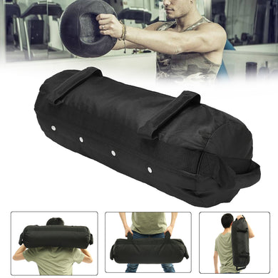 40/50/60 Ibs Adjustable Weightlifting Training Weight Bag
