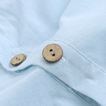 Load image into Gallery viewer, Men's Retro Solid Linen Cotton Shirts
