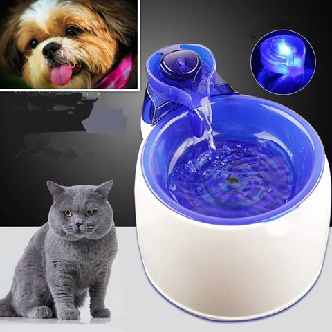 3L Electric Automatic Pet Water Fountain