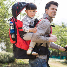 Load image into Gallery viewer, Hiking Walking Children Carrier Backpack