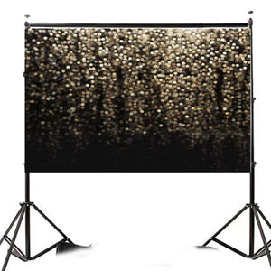 1.5x2.1m Photographic Vinyl Background Halo Spot Star Fantasy Theme Backdrop Props