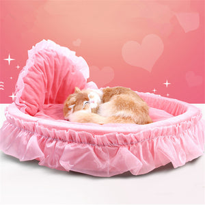 Luxury Princess Pet Bed
