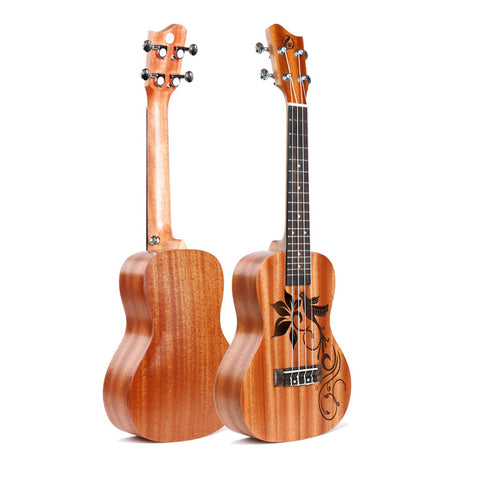 "21"" Soprano Ukulele UK45 - Zalaxy"