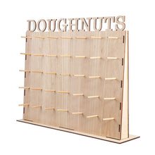 Load image into Gallery viewer, 50x40 DIY Wooden Donuts Wall Stand