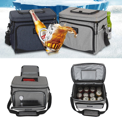 15L Outdoor Picnic Thermal Insulated Cooler Bag