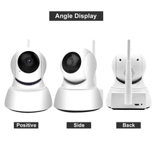 Load image into Gallery viewer, 1080P Wireless Wifi Smart IP Camera Monitor