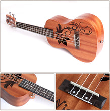 "Load image into Gallery viewer, 21"" Soprano Ukulele UK45 - Zalaxy"