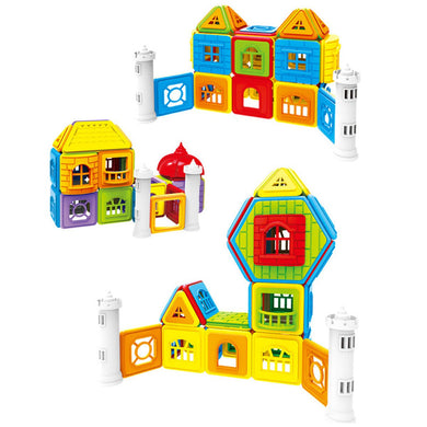 Magnetic Building Blocks Construction Toys Gift