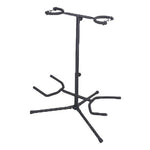 Upright Double Guitar Stand - Zalaxy