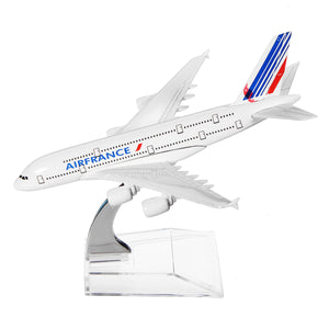 Air France Airplane Model Diecast