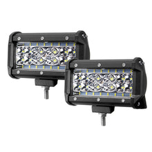 Load image into Gallery viewer, 2PCS 5 Inch LED Work Light Bar Combo Beam Driving Fog Lamp