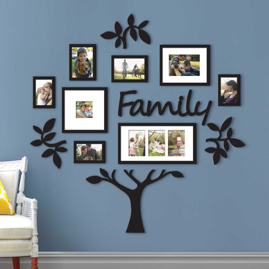 Family Tree Collage Photo Frame