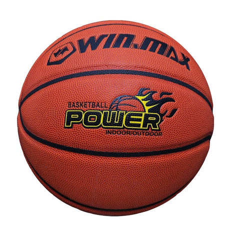 PU Leather Match Play Basketball - Zalaxy