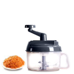1500ml Manual Grinder Food Processor