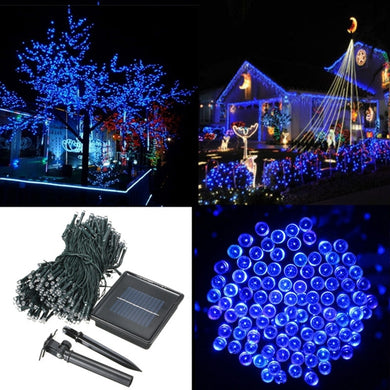 500 LED Solar Powered Fairy String Light