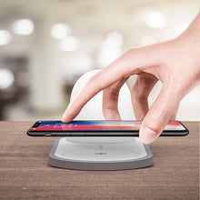 Load image into Gallery viewer, LED Night Light with 10W Qi Wireless Charger