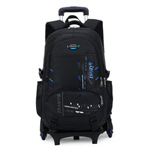 Load image into Gallery viewer, 36L Children Kids Trolley Backpack
