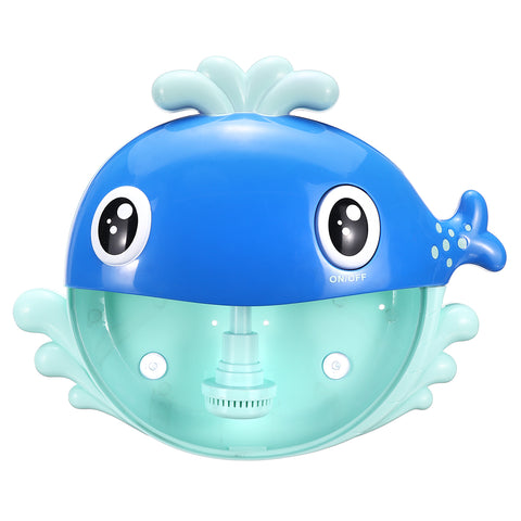 Whale Bubble Machine
