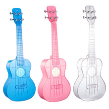 Load image into Gallery viewer, 23 Inch Transparent Acrylic Clear Ukulele
