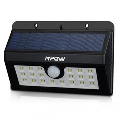 Mpow Super Bright 20 LED Solar Powered Wireless Security Light