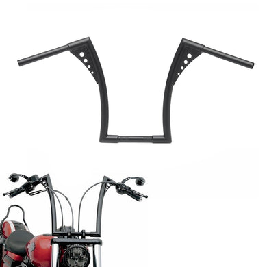Handlebar Black Motorcycle APE Hanger Bar