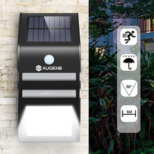 Load image into Gallery viewer, PIR Motion Sensor Solar Light Wireless Waterproof Wall Lamp