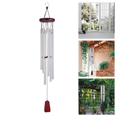 Deep Tone Resonant Bass Sound Wind Chimes