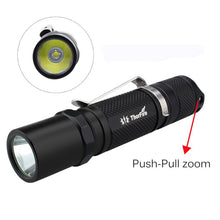 Load image into Gallery viewer,  Mini EDC LED Flashlight