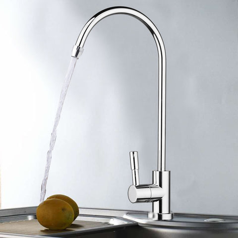 1/4 Inch Chrome Drinking Water Filter Faucet