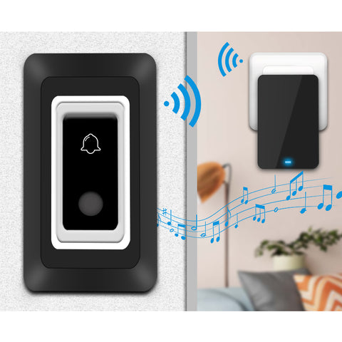 28 Chimes 3 Volume 50M Wireless Doorbell Door Bell