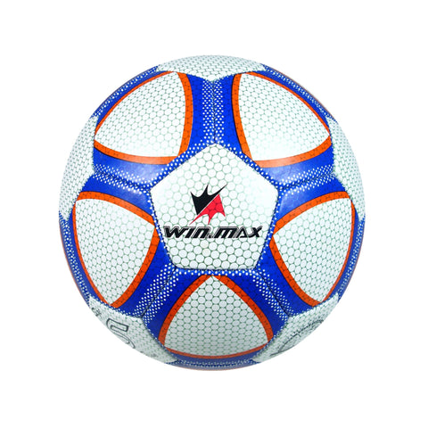 3MM PVC Machine Stitched  Size 5 Soccer Ball - Zalaxy