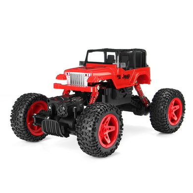 4WD 10 km/H RC Rock Crawler Car Truck Off Road